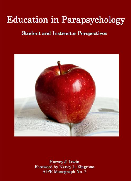 Education In Parapsychology [cover]